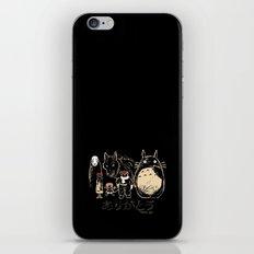 Tribute for Miyazaki iPhone & iPod Skin