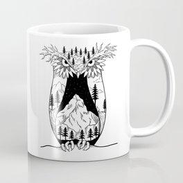 Mothernature Owl Coffee Mug