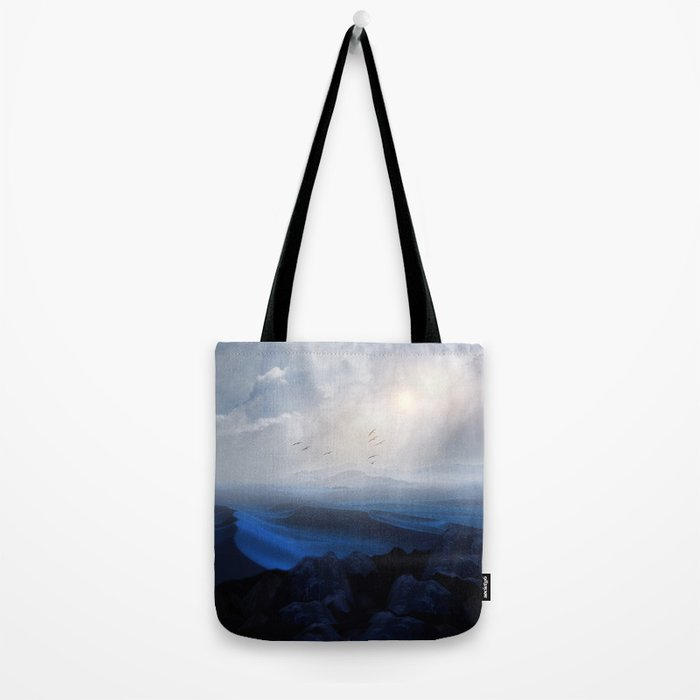 A Little Bit of Hope Tote Bag