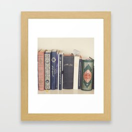 Coexisting Framed Art Print