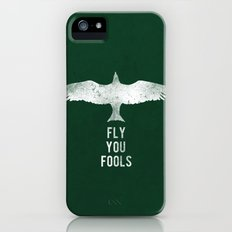 fly you fools Slim Case iPhone SE