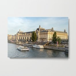 Musee d'Orsay - Paris, France Metal Print