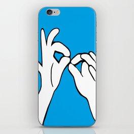 ASL Interpret iPhone Skin