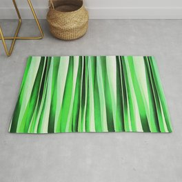 Whispering Green Grass Rug