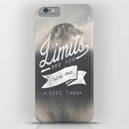 Adventure Life iPhone Case