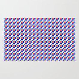 inversed eyestrain Rug