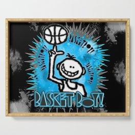 Basket Boy Graffity 2 Serving Tray