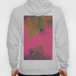 Tropical leaves 05 Hoody