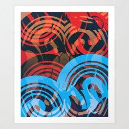 8718 Art Print
