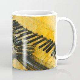 Classic Material Series - Keys in A Minor (c.2006) Coffee Mug