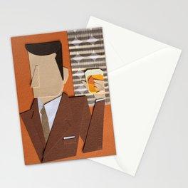 Don Draper Fanart Stationery Cards