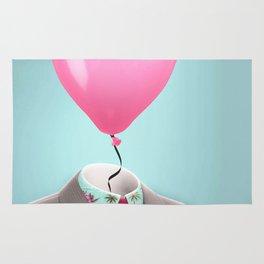 Balloon Head Rug