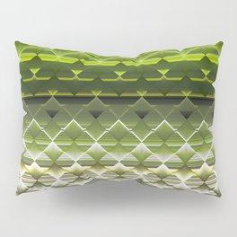 Crinkle Glass Pillow Sham
