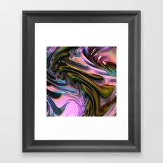 935 Fractal Framed Art Print