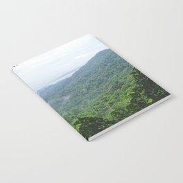 Lao Jungle Notebook