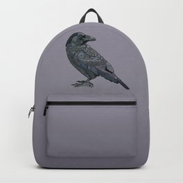 Celtic Raven Backpack