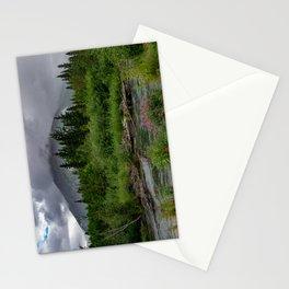 Alaskan Summer Rain Clouds, Kenai_Peninsula Stationery Cards