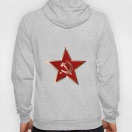 Soviet Badge Insigni Hoody