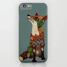 fox love juniper iPhone 6 Slim Case