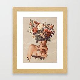 Flower-ism II Framed Art Print