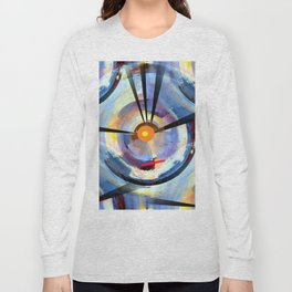 Abstract Charm Offensive Long Sleeve T-shirt