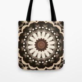 Ouija Wheel of Stars - Beyond the Veil Tote Bag
