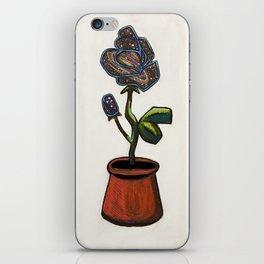 Infinity Rose iPhone Skin