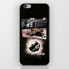 Not If I Can Stop It! iPhone & iPod Skin