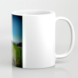 Road to Table Cape Lighthouse Coffee Mug