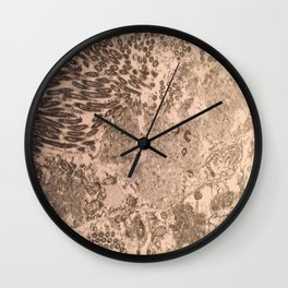 itchy series: no. 2 Wall Clock