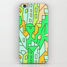 Riomaggiore iPhone & iPod Skin