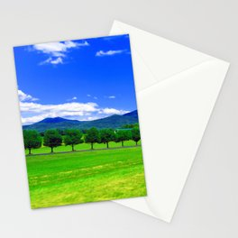 Moving Fast Stationery Cards