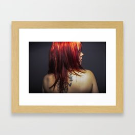 Portraiture #1 Framed Art Print