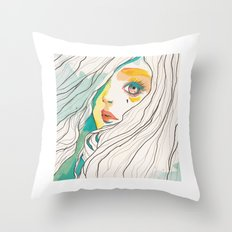 ONE Throw Pillow