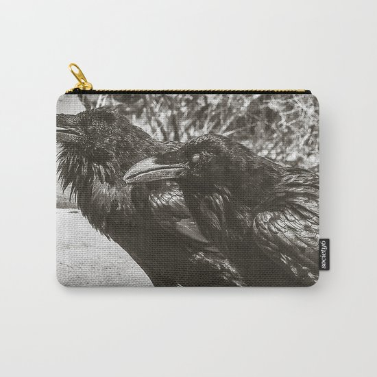 Partners In Crime Carry-All Pouch