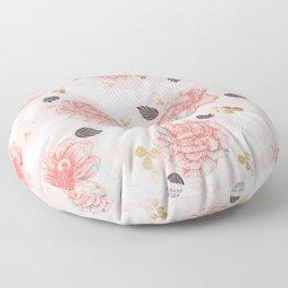Pattern Boho Chic Floor Pillow