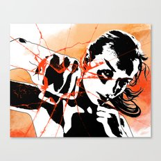 Punch Canvas Print