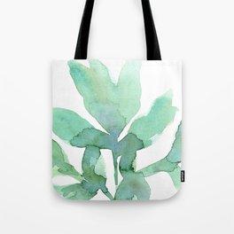 peony leaf Tote Bag
