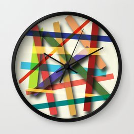 Abstract #436 Wall Clock