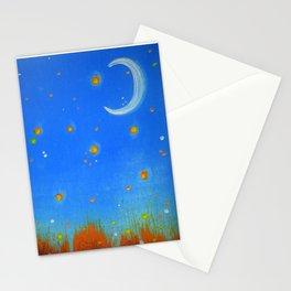 Firefly Field Stationery Cards