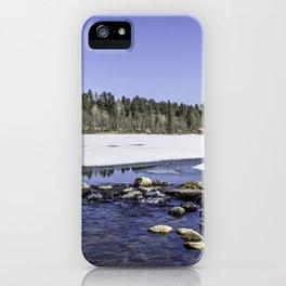 Pure Mississippi iPhone Case