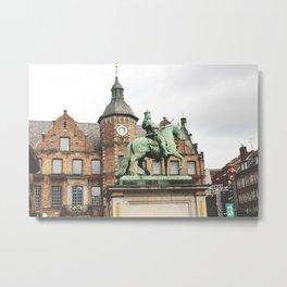 Aachen V Metal Print