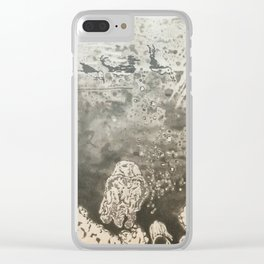 Under The Sea. Some things are better down where it's wetter take it from me Clear iPhone Case