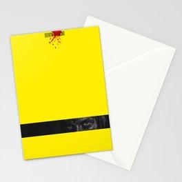 Kill Bill Stationery Cards