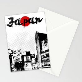 Japan Life Stationery Cards