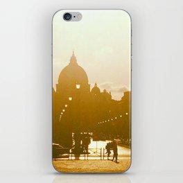 When in Rome iPhone Skin