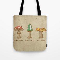 Mario Mycology Tote Bag