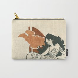 Why would I want to leave serenity? - Inara Carry-All Pouch