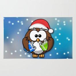 Christmasowl Rug