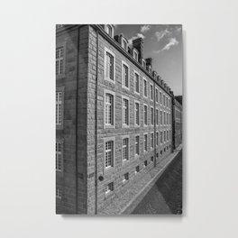 Saint Malo 4 Metal Print